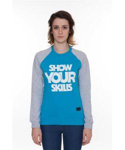 Skills | Толстовка W Show You Crewneck