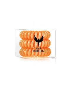 HH Simonsen   Резинка Для Волос Hair Cuddles Оранжевая 3 Шт.