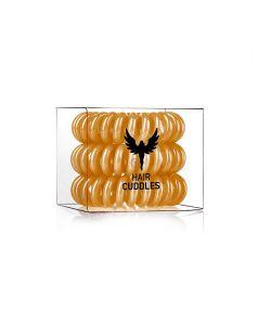 HH Simonsen | Резинка Для Волос Hair Cuddles Золотая 3 Шт. Новинка