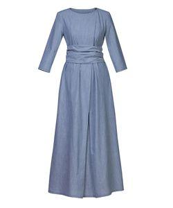 Bella Kareema | Платье С Широким Поясом