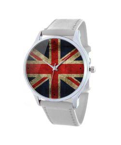 Tina Bolotina | Дизайнерские Часы Брит. Флаг Old