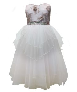 Leli Bambine | Нардное Платье Lily