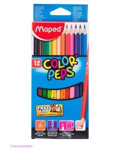 Maped   Набор Цветных Карандашей