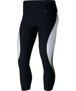 Nike | Капри W Nk Pwr Lgnd Crop Clrblk Vnr