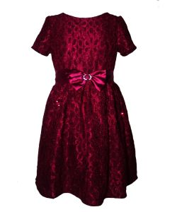 Leli Bambine | Нардное Платье Fanny