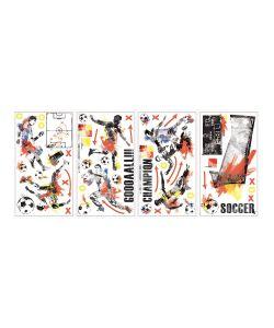 ROOMMATES | Наклеки Дл Декора Чемпионат По Футболу