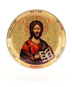 Elan Gallery | Тарелка Декоративна Иисус Христос