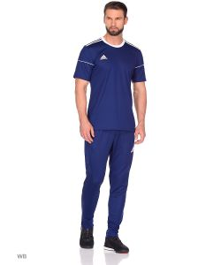 Adidas | Футболка Squad 17 Jsy Ss Dkblue/