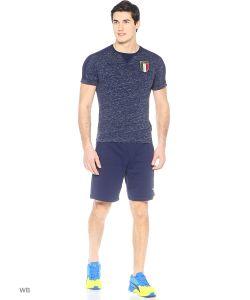 Puma | Футболка Figc Azzurri Badge Tee