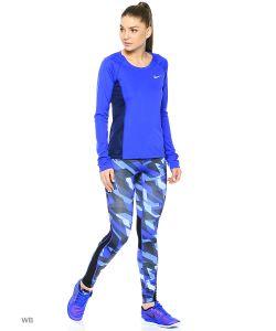 Nike | Лонгслив W Nk Dry Miler Top Ls