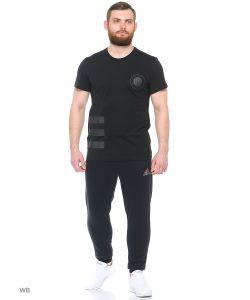 Adidas | Футболка С Принтом Муж. Side Stripe