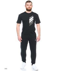 Adidas   Футболка С Принтом