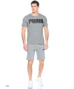 Puma | Шорты Power Rebel Sweat Shorts 10