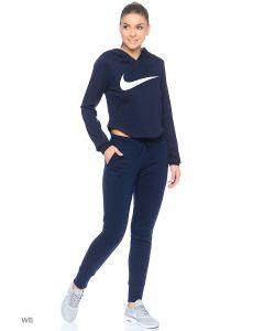 Nike   Худи W Nsw Hoodie Crop Swsh