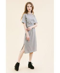 Monoroom | Платье-Футболка Меланж Kw One-Size 42-46