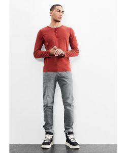 s.Oliver   Джинсы Rick Slim Graue Stretch-Jeans