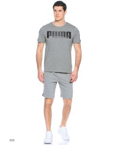 Puma | Футболка Power Rebel Logo Tee