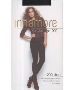 Innamore | Колготки Cashmere 200 Nero