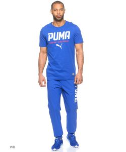 Puma | Футболка Style Tec Graphic Tee
