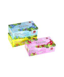 Maneki   Блок Из 3 Упаковок Бумажных Салфеток Dream 200 Шт./Упаковка Ft135/1