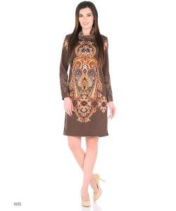 ANASTASIA PETROVA | Платье Перо