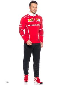 Puma | Джемпер Sf Team Half Zip Fleece