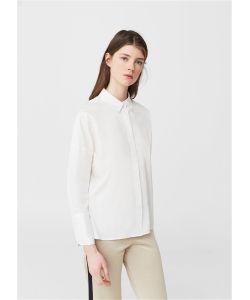 Mango | Рубашка Squareli