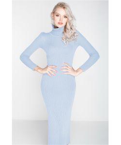 DEMURYA | Трикотажное Платье С Длинным Рукавом