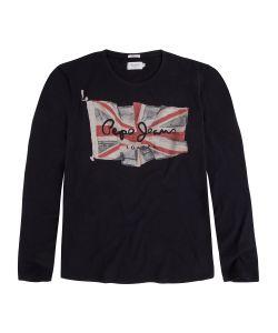 Pepe Jeans London | Лонгслив Flag Tee L/S