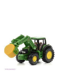SIKU | Трактор С Кипоукладчиком