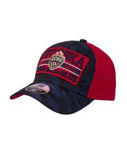 Atributika & Club™ | Бейсболка Пфк Цска