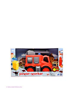 BIG | Пожарная Машина Вig-Power-Worker 332026 См.1/4