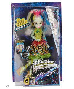 Monster High | Электро Фрэнки Из Серии Под Напряжением