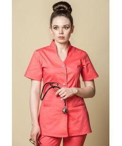 Avemed   Блуза Медицинская Megan Bright Coral