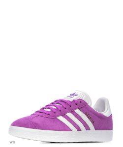 Adidas | Кеды Муж. Gazelle Shopur/Goldmt