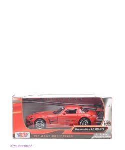 Motormax | Машинка Коллекционная Mercedes Benz Sls Аmg Gt3 В Масштабе 1К24