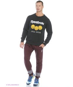 Reebok | Джемперы