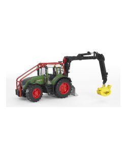 Bruder | Трактор Fendt 936 Vario Лесной С Манипулятором