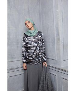 Bella Kareema | Блуза С Пуговицами На Плече