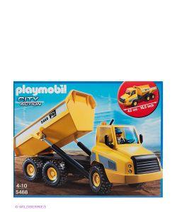 Playmobil   Стройка Промышленный Самосвал