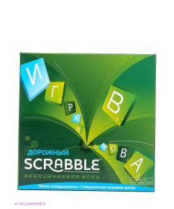 MATTEL GAMES   Игра Скрббл Дорожный Scrabble