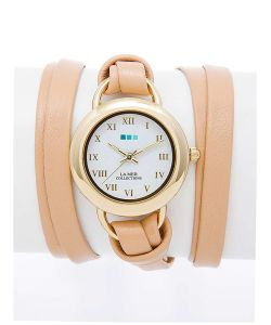 La Mer Collections | Часы Saturn Coppertone