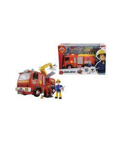 Simba | Пожарный Сэм Машина Со Звуком Светом И Функцией Воды 28См
