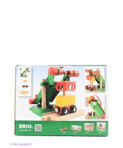 Brio | Погрузочная Станция Для Сена На Магнита С Вагончиком 33792