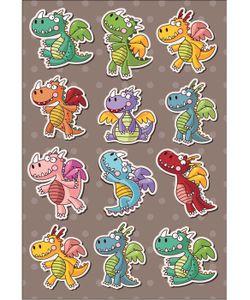 DECORETTO | Виниловые Наклейки Динозаврики