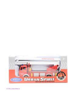 WELLY | Игрушка Модель Машины Пожарная Машина