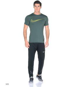 Nike | Футболка M Np Top Fttd Swoosh