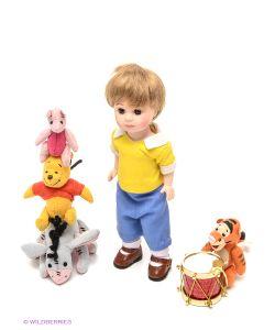 Madame Alexander | Набор Кукол Кристофер Робин И Его Друзья 20 См Коллекционные