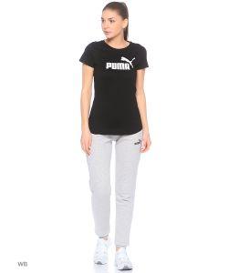 Puma | Футболка Ess No.1 Tee W