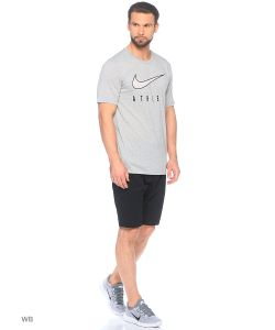 Nike | Футболка M Nk Dry Tee Db Burn Athlt